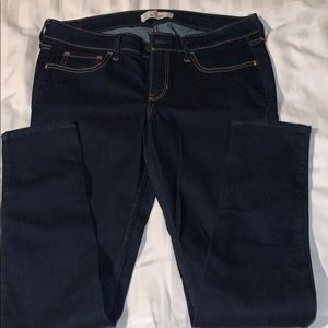 Hollister skinny jeans never worn
